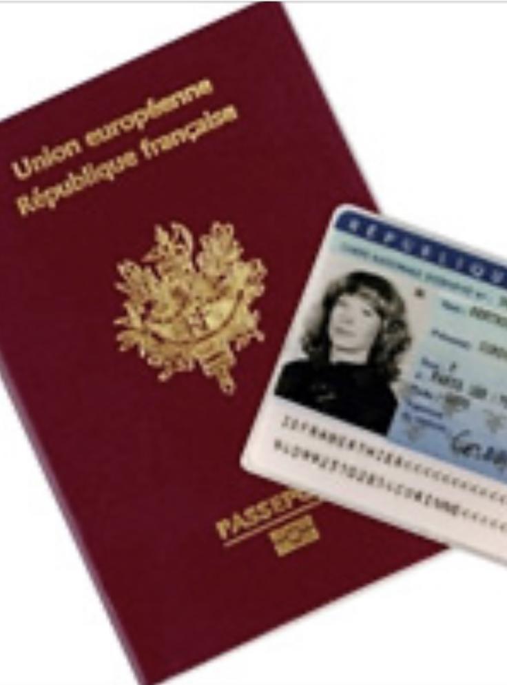 carte identité et passport Briouze